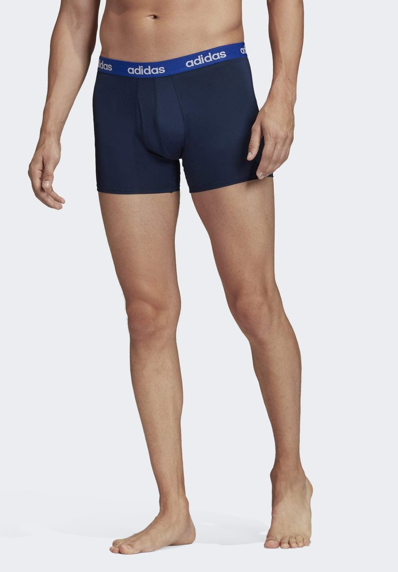adidas Performance - CLIMACOOL BRIEFS 3 PAIRS - Pants - blue