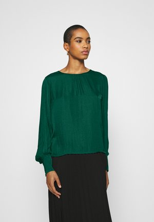 PULLY BLOUSE - Blouse - warm green
