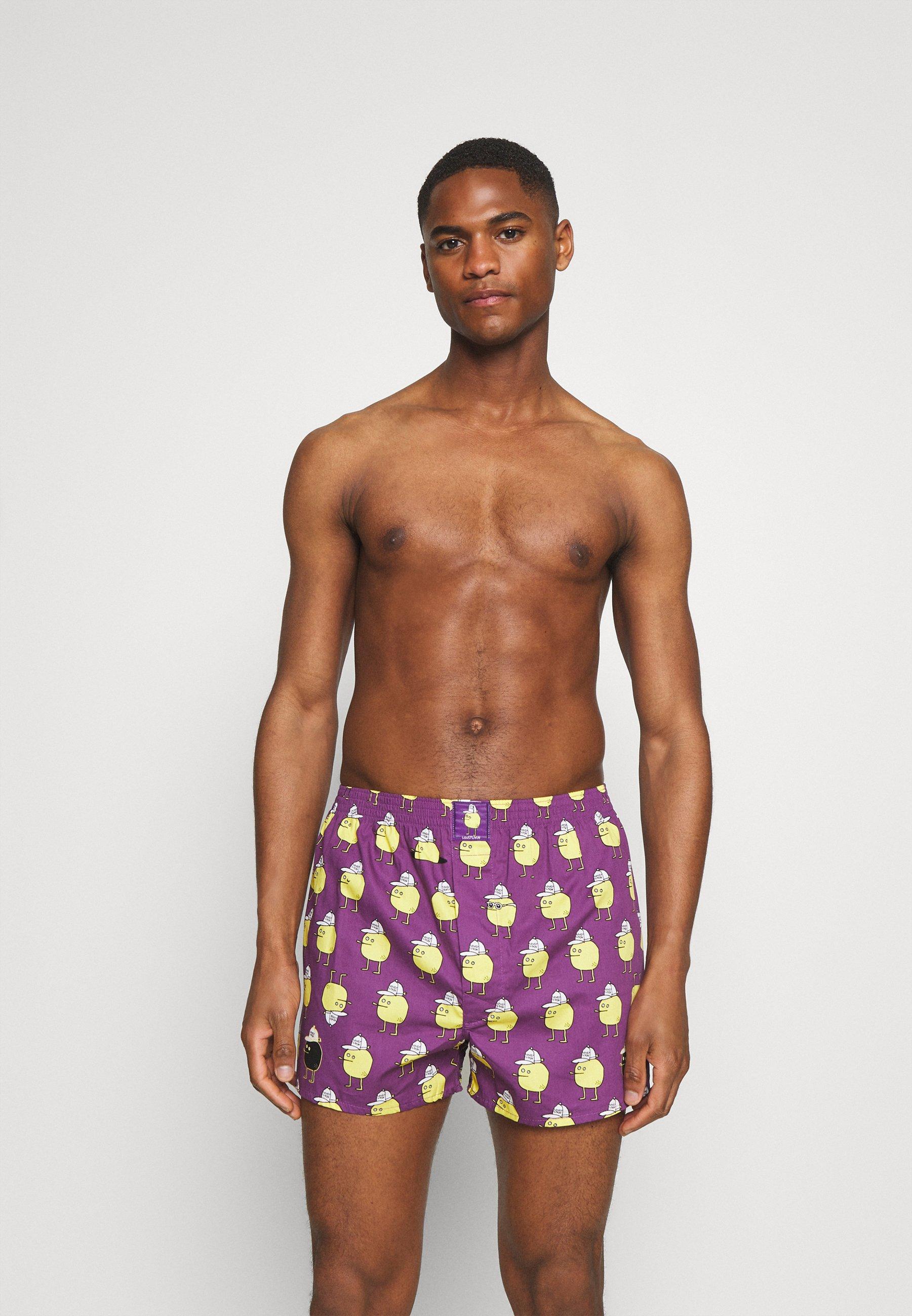 Men ZITRONE - Boxer shorts