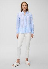 Marc O'Polo - Button-down blouse - blue - 1