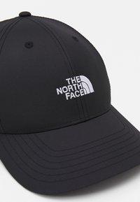 The North Face - CLASSIC TECH BALL UNISEX - Cap - black/white - 4