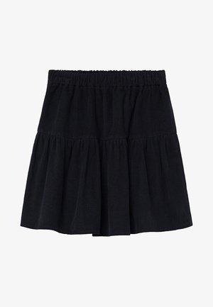 PANITA - A-line skirt - zwart