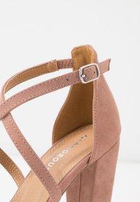 Glamorous - Escarpins à talons hauts - blush - 2