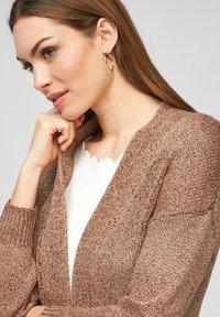 s.Oliver BLACK LABEL - Gilet - spring rose knit - 4