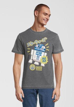 STAR WARS R2D2 - T-shirt print - dunkelgrau