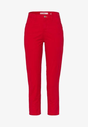 STYLE MARY - Slim fit jeans - paradise red