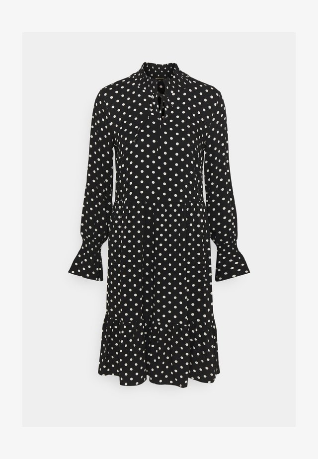 DRESS SHORT - Robe d'été - black