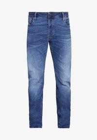 G-Star - ARC 3D SLIM - Jeans slim fit - accel stretch - dk aged - 4