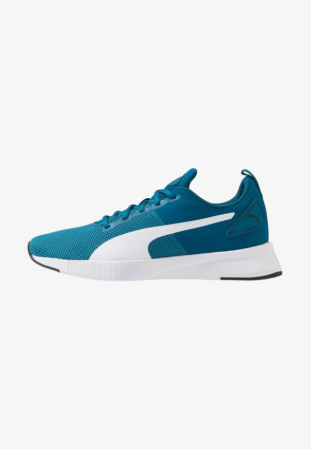 FLYER RUNNER - Sports shoes - blue/white