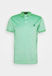 Polo Ralph Lauren - OXFORD - Polotričko - golf green/white - 4