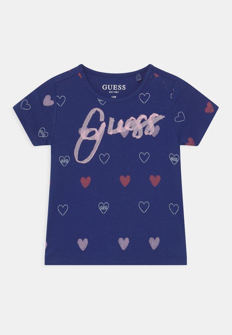 Guess - T-shirt imprimé - dark blue