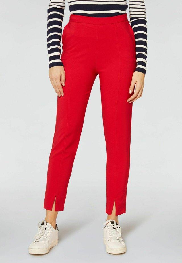 Pantaloni - rosso