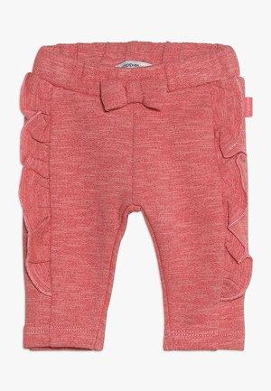 Trousers - peach blossom