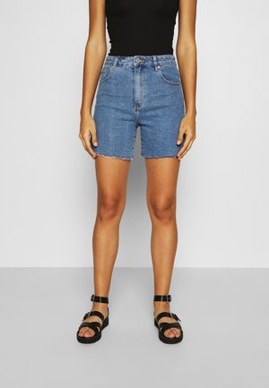 A CLAUDIA CUT OFF - Jeansshorts - georgia