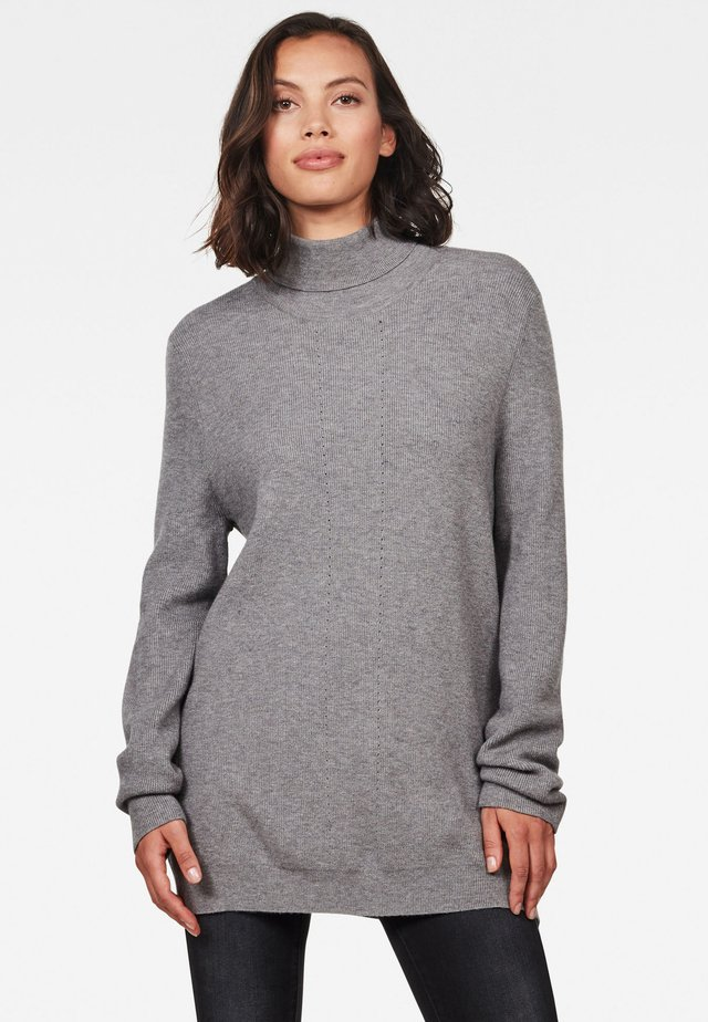 CITY ARMOUR TURTLE - Neule - grey