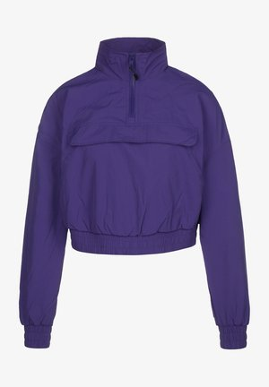 Windbreaker - bluepurple