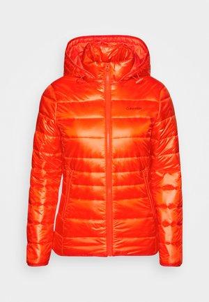 Lett jakke - red
