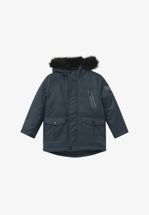 SMALL BOYS - Winter coat - blue