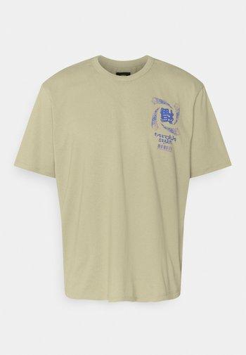 TERRIBLE SIGHT UNISEX - Print T-shirt - sponge