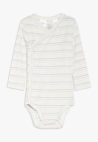 Carter's - NEUT SIDE SNAP BABY 3 PACK - Body - white - 2