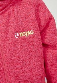 ZIGZAG - Zip-up hoodie - 4053 virtual pink - 4