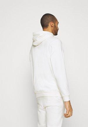 UNISEX SET - Tracksuit - white