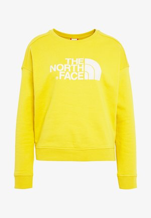 DREW PEAK CREW - Collegepaita - bamboo yellow