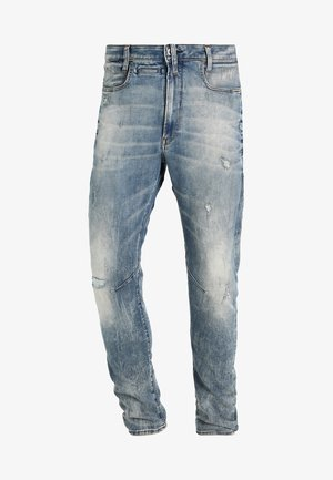 D-STAQ 3D SUPER SLIM - Relaxed fit jeans - lor superstretch