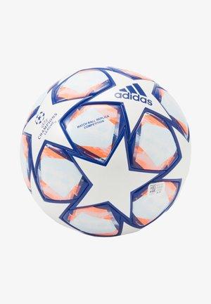 FIN 20 COM - Fodbolde - white/royblu/sigcor