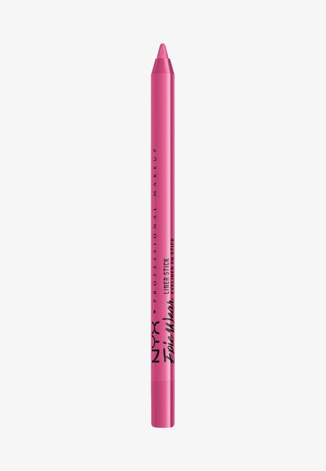 EPIC WEAR LINER STICKS - Eyeliner - 19 pink spirit