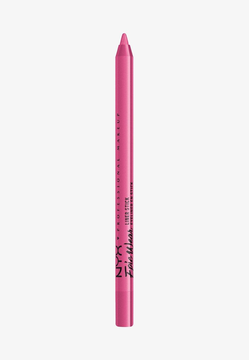 Nyx Professional Makeup - EPIC WEAR LINER STICKS - Eyeliner - 19 pink spirit