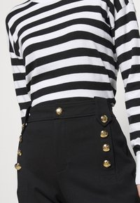 Lauren Ralph Lauren - MODERN PONTE - Trousers - polo black - 3