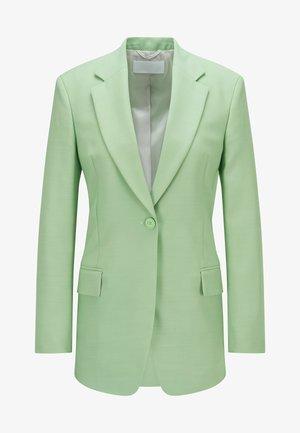 JEMARA - Halflange jas - open green