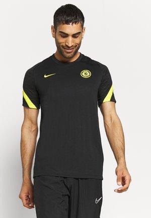 CHELSEA LONDON - Klubbkläder - black/opti yellow
