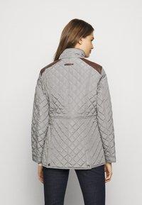 Lauren Ralph Lauren - Krátký kabát - prince grey - 2