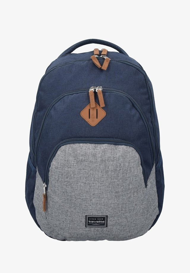 School bag - marine