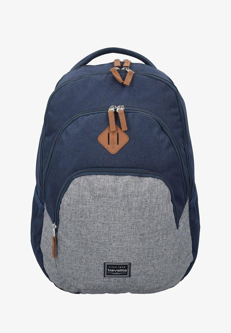 Travelite - School bag - marine