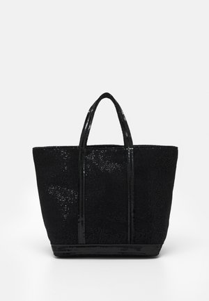 CABAS MOYEN FEUTRE - Handtasche - black