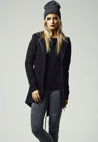 Urban Classics - veste en sweat zippée - black - 0