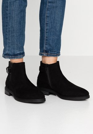 WIDE FIT ANISE - Tronchetti - black