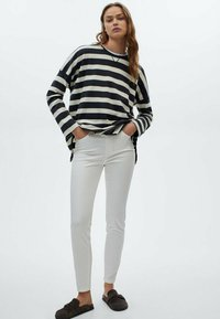 Massimo Dutti - Jeans Skinny Fit - white - 0