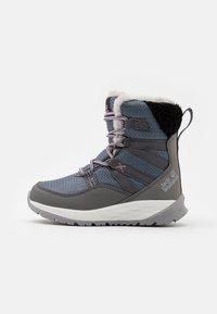 Jack Wolfskin - POLAR TEXAPORE HIGH UNISEX - Winter boots - pebble grey/offwhite - 0