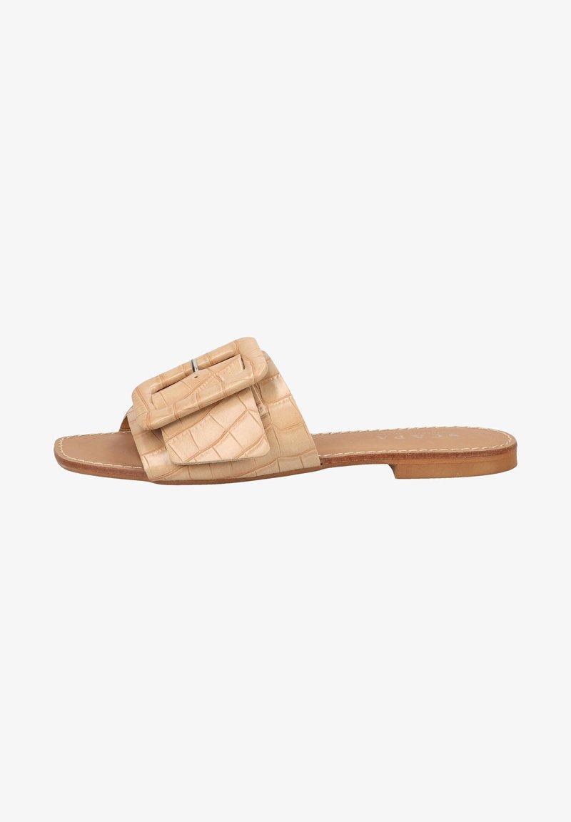 Scapa - Domácí obuv - beige