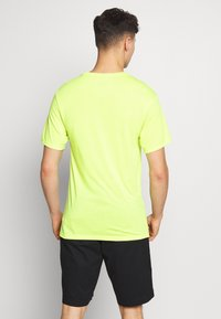 Fox Racing - BANNER TECH TEE - T-Shirt print - lime - 2