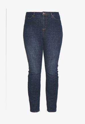 JRONE MAJLIS - Jeans Skinny Fit - dark blue denim
