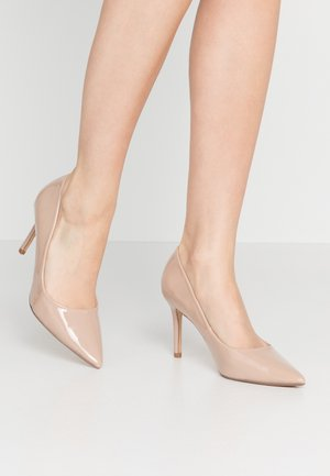 DELE POINT COURT - High heels - nude