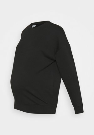 PCMRELAX BLOUSE - Sweatshirt - black