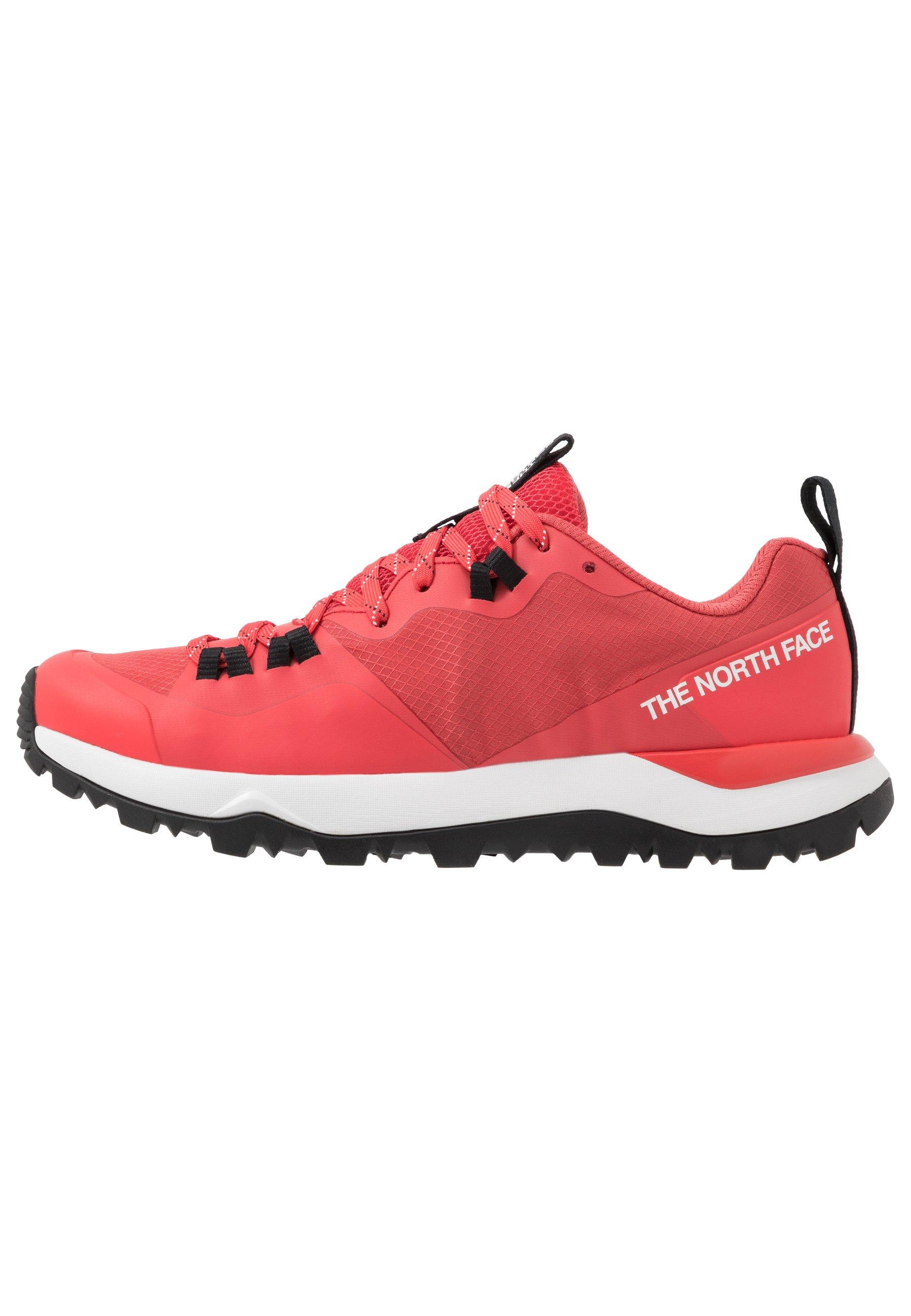 WOMEN'S ACTIVIST LITE Hikingskor cayenne redblack