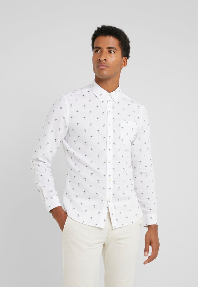 PALM TREE - Camisa - white