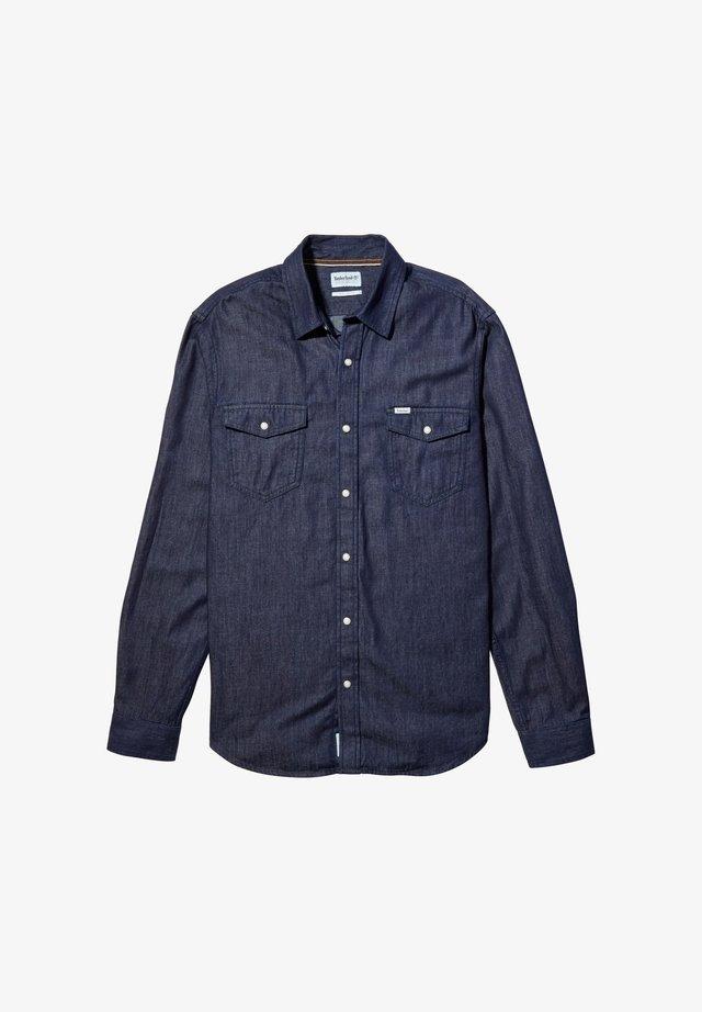LS MUMFORD RIVER  - Shirt - rinse